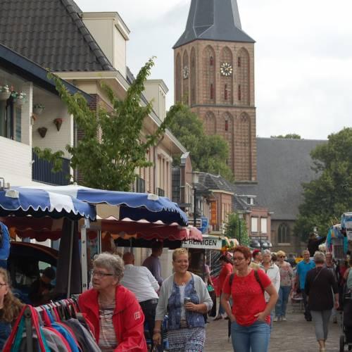 Kermis markt