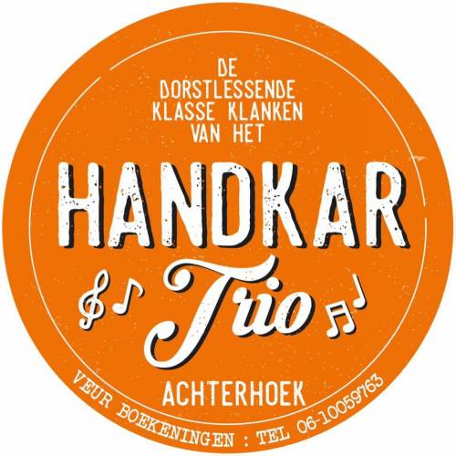 Café de Zwaan - Handkar Trio